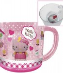 bicchiere hello kitty c-mascot garden