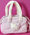 Boston Bag Hello Kitty Marshmallow pink
