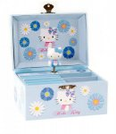 carillon hello kitty blue flover