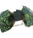 cerchietto camomilla ballet green