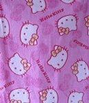 copertina hello kitty micropile rosa
