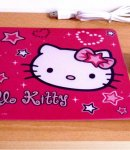 tappetino mouse hello kitty