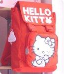zaino hello kitty scuola rosso