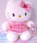 peluches con gonellina rosa 20x17