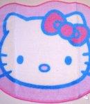 tappeto hello kitty rosa 60x50