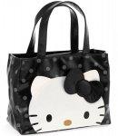 borsa handbag city hello kitty black