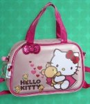 Borsetta a mano Rosa Hello Kitty