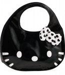 borsa hello kitty icon bag nera l