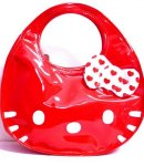 borsa hello kitty icon bag m rossa