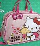 Borsa Rosa Hello Kitty