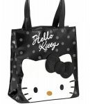 borsa shopper S city hello kitty black
