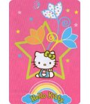 tappeto arredo hello kitty 100x150