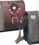 borsa tracolla gorjuss stripes gatto nuova collezione 2013