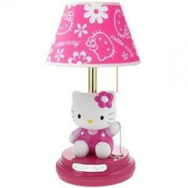 Tavolino Di Hello Kitty.Lampada Led Hello Kitty Da Scrivania Novita