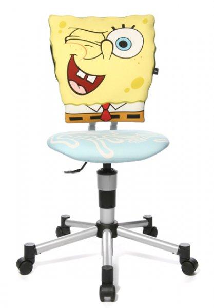 Sedia con ruote girevoli e alzata regolabile spongebob novita 39 for La sedia camomilla