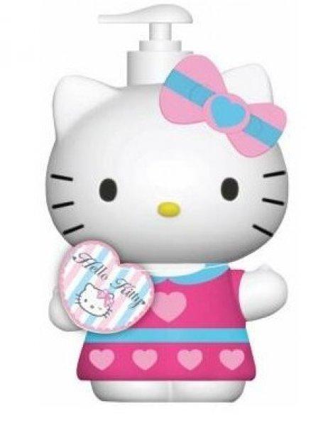 Sapone E Dispenser Hello Kitty Contiene Ben 400ml
