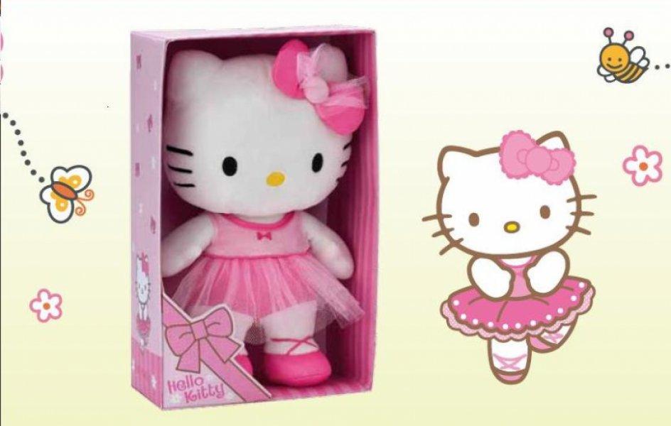 Peluche hello kitty ballerina ultimi pezzi - Ballerine hello kitty ...