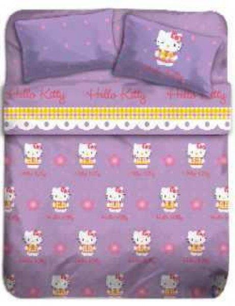 Piumone Hello Kitty 1 Piazza E Mezza.Hello Kitty Negozio Online