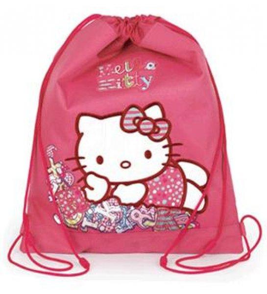 5d557119a48bd2 zaino sacchetto asilo hello kitty fucsia nuova collezione 2013