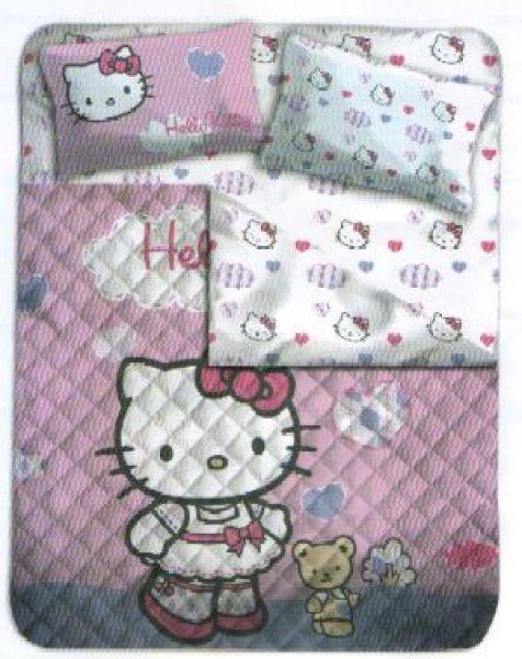 trapunta invernale hello kitty sanrio collezione autunno disegno kitty ...