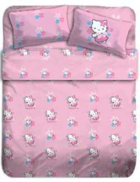 Piumone Hello Kitty 1 Piazza E Mezza.Copriletto Hello Kitty