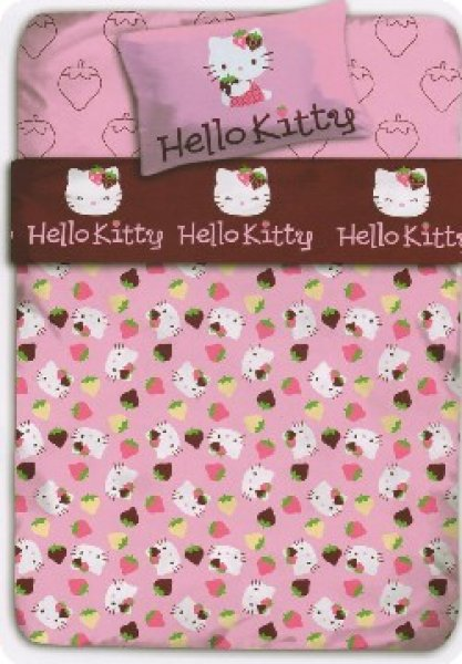 Lenzuola Di Hello Kitty.Lenzuola Hello Kitty