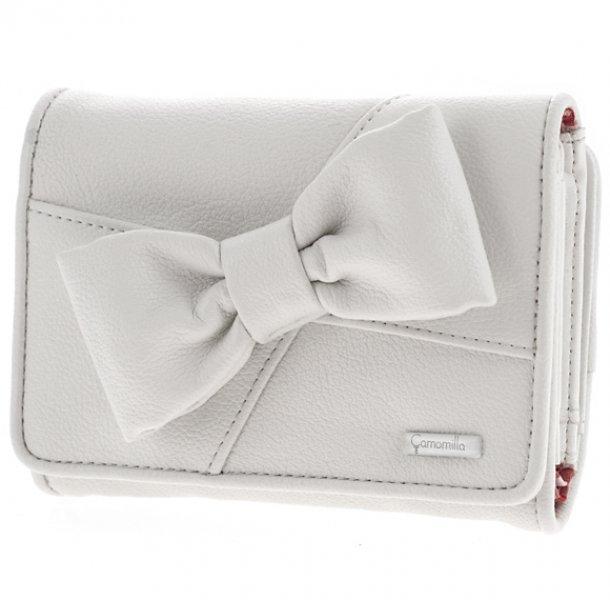 più recente 677ef 7e87e portafoglio camomilla con fiocco