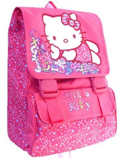 b047199e67a490 zaino hello kitty rosa nuova collezione 2013