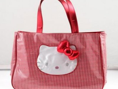 borsa hello kitty sporta hello kitty