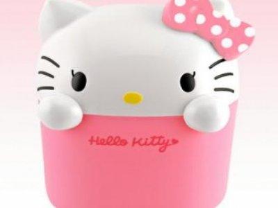 cestino hello kitty