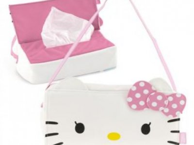 porta fazzoletty hello kitty