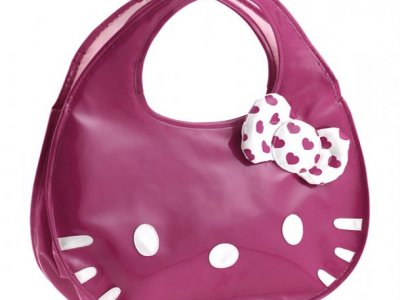 borsa hello kitty icon bag