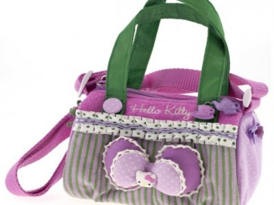 borsa hello kitty bauletto