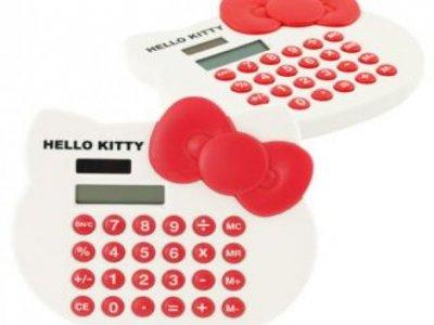 calcolatrice hello kitty