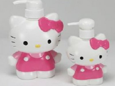 due dispenser sapone hello kitty 560ml+240ml