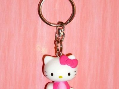 portachiave hello kitty mascot