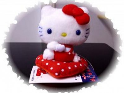 spugna hello kitty