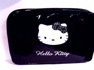 Custodia Pc Hello Kitty nera