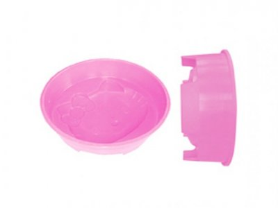 Forma in Silicone Per Torta con Faccetta Hello Kitty 