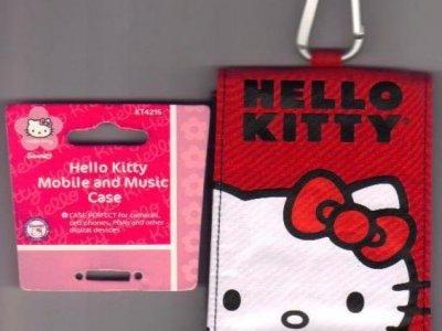 custodia ipod - cellulare hello kitty