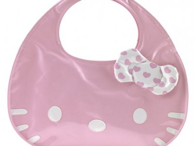 borsa hello kitty icon bag rosa