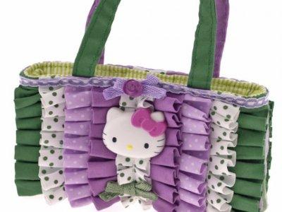 borsa hello kitty mini bag lilla