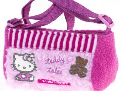 borsa hello kitty mini tracollina too sweet pink