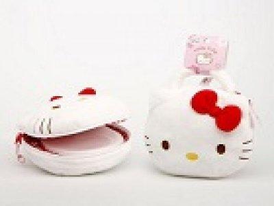 Borsetta Porta Cd Hello Kitty