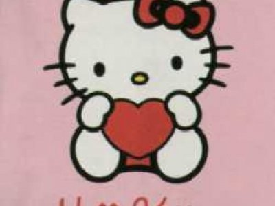 plaid hello kitty cuore