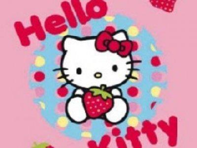 plaid hello kitty gum fragole