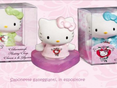 saponetta hello kitty
