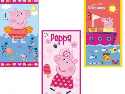 Teli mare Peppa Pig