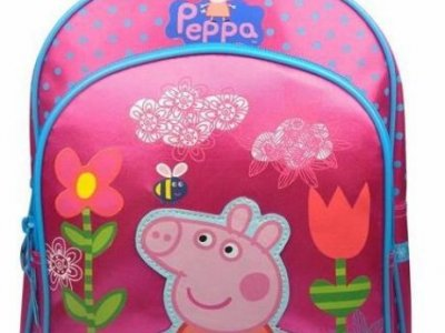 zainetto asilo peppa pig