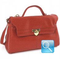 Borsa Kelly L orange Camomilla